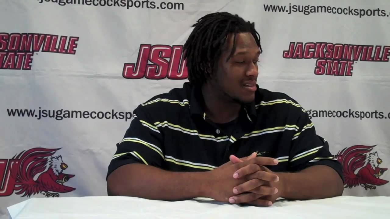 JSU Weekly Press Conference - LB Kevin Dix (10/5/09) - YouTube