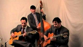 Symphony | Jonny Hepbir Trio | UK & International Gypsy Jazz Band Hire