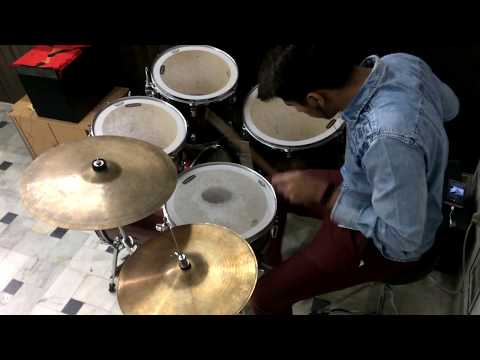 Thunder / Young Dumb & Broke (Medley)   Drum Cover   Full HD