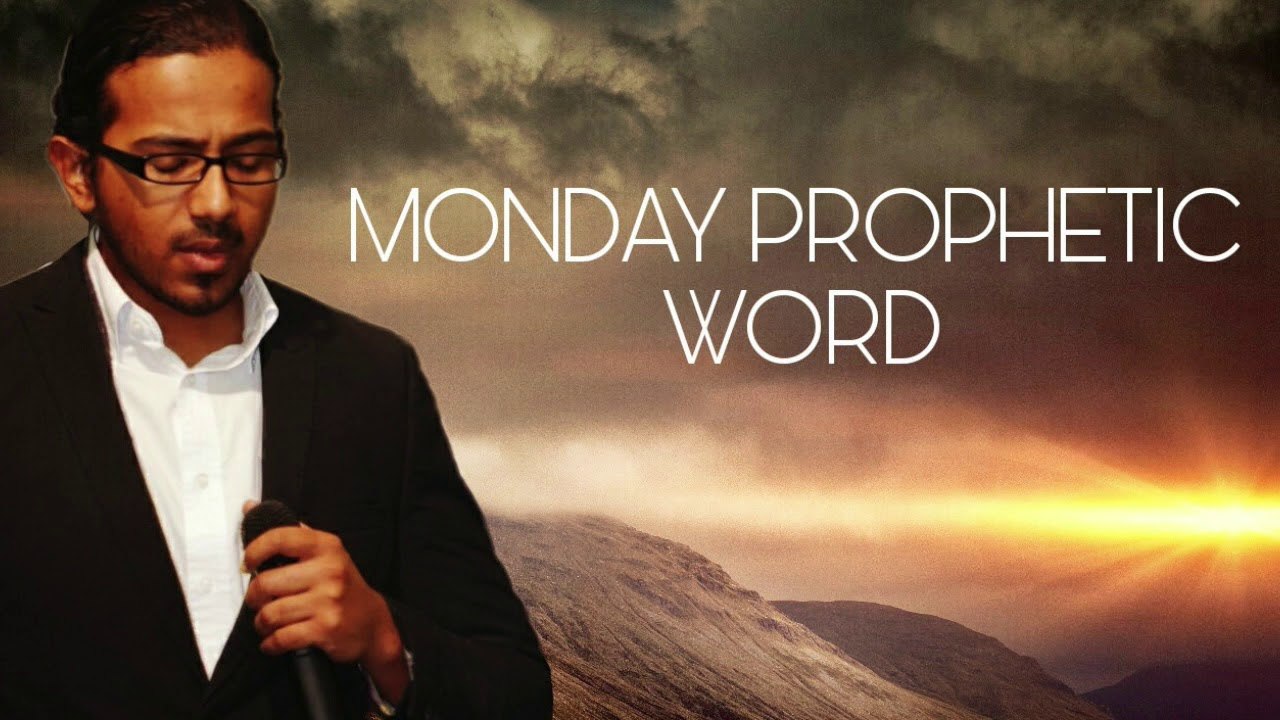 DON'T DESPISE SMALL BEGINNINGS, Monday prophetic Word 24 February 2020