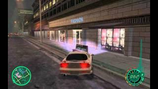 Midnight Club 2 PC Demo gameplay