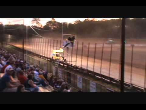 Heat 2, Champion Park Speedway, Minden La, 7-23-11