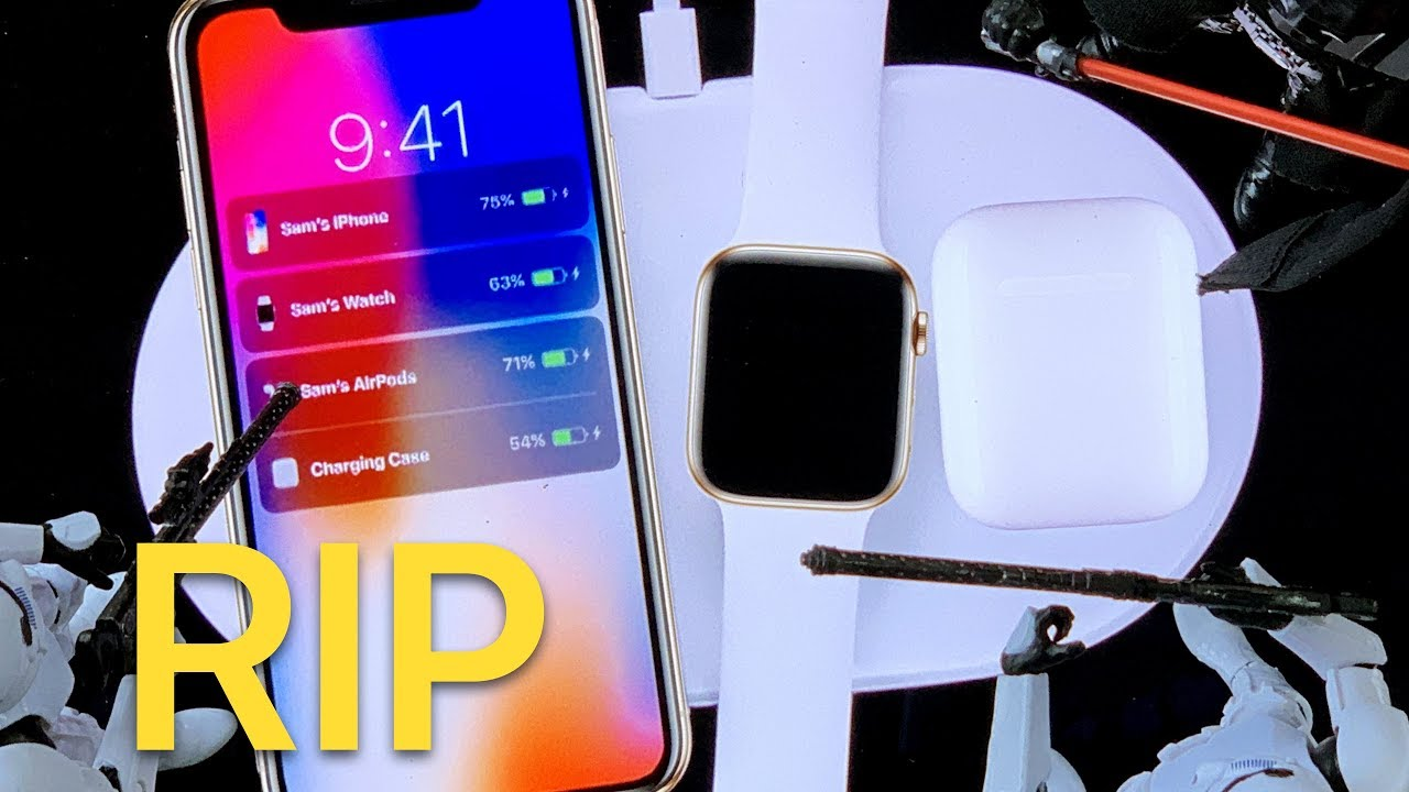 Why Apple's AirPower had to die | iMore