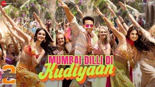 Gambar cover Mumbai Dilli Di Kudiyaan Full Song | Tiger Shroff, Tara & Ananya | Negi, Payal & Vishal | AK