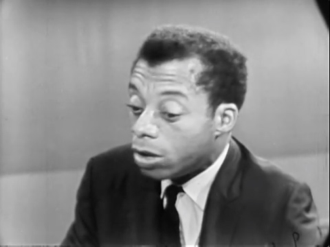 Hollywood Roundtable feat. James Baldwin 1963