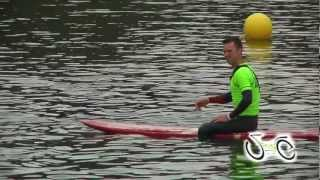 Lance Armstrong Wins Another Triathlon REV 3 Tri - MD