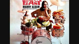 Manny Albam - Drum Feast (1959)  Full vinyl LP