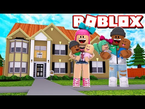 *NEW* OUR NEW HOUSE!! | Roblox Adopt Me Update