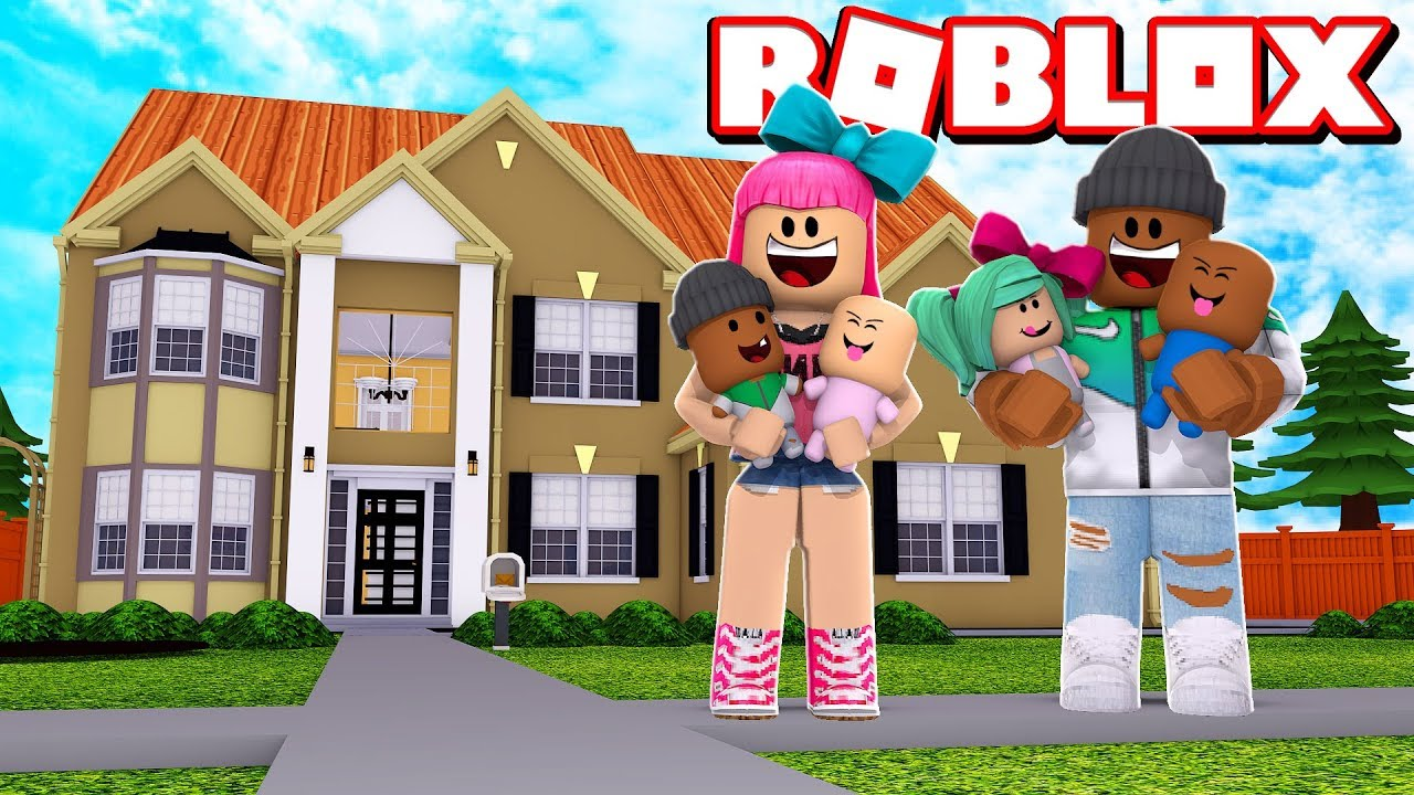 *NEW* OUR NEW HOUSE!! | Roblox Adopt Me Update - YouTube