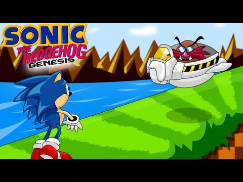 Sonic The Hedgehog - The Lonely Goomba