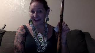 Back from the Flute Festival -----     Ganga Tarot