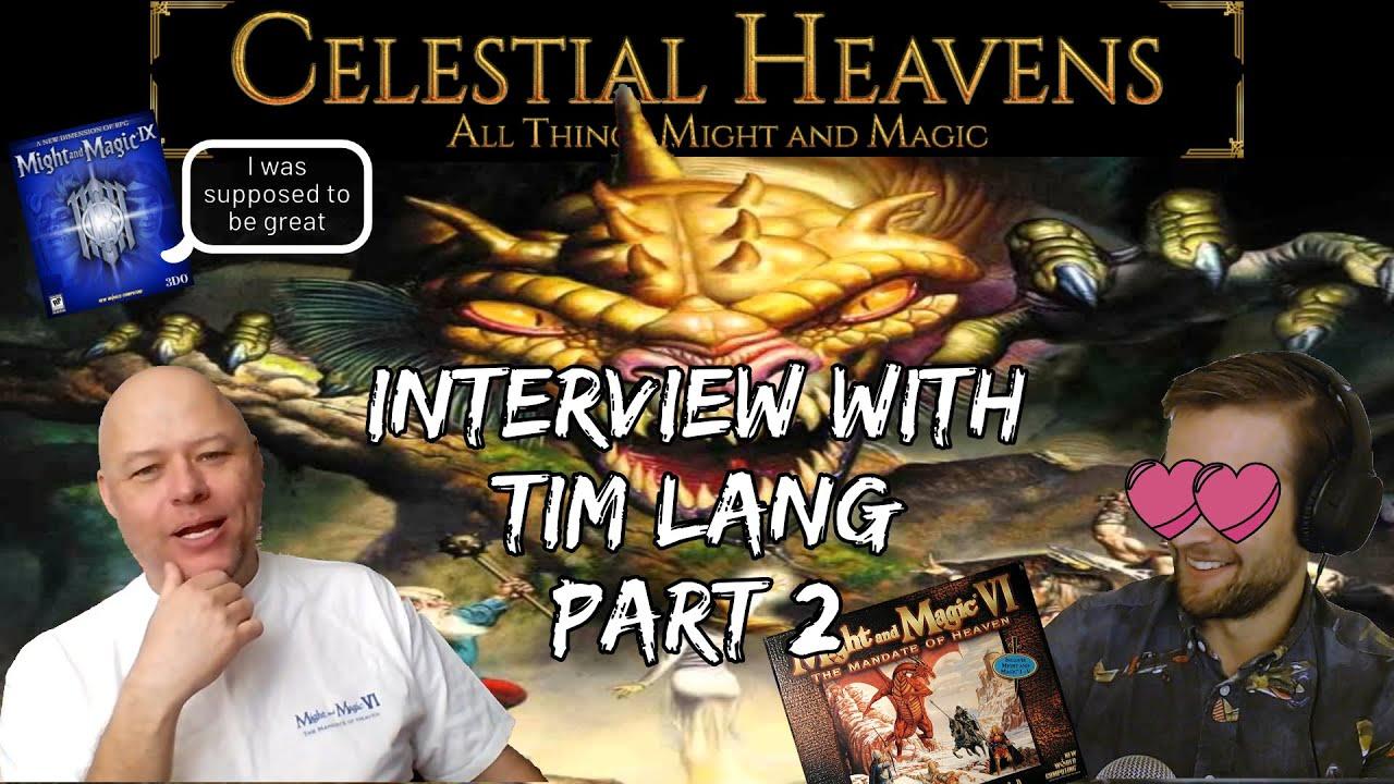 Part 2 of Celestial Heavens interview