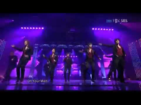 SS501  Ur Man (live all  members)