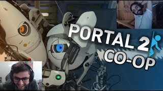 SLIKER AND YASSUO PLAY PORTAL 2 (with chat)