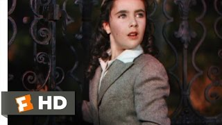 Lassie Come Home (4/10) Movie CLIP - Going for a Walk (1943) HD