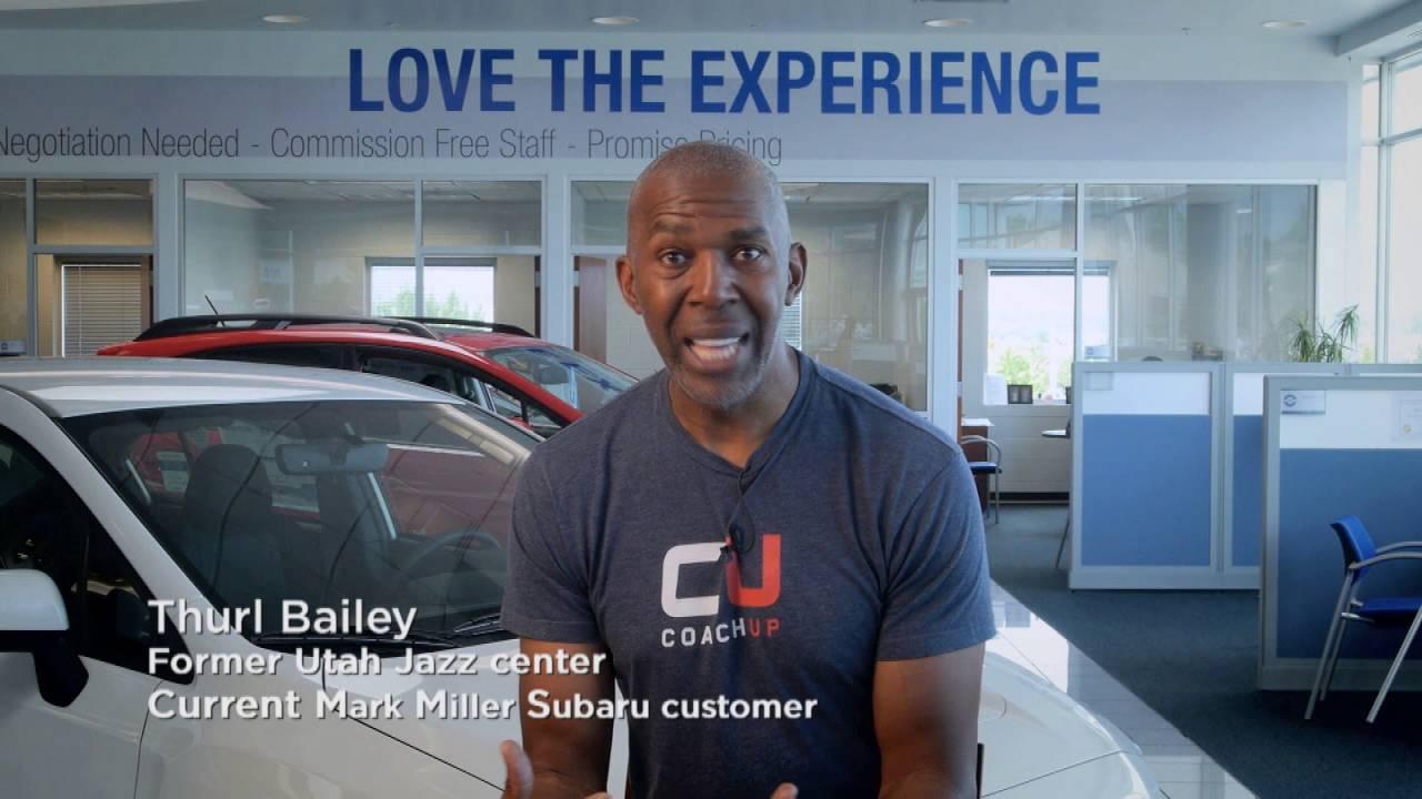 Thurl Bailey Mark Miller Subaru Safe and Reilable