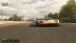 Race Driver : GRID Car skin Edit. For Lucky☆Star + Ramborghini.