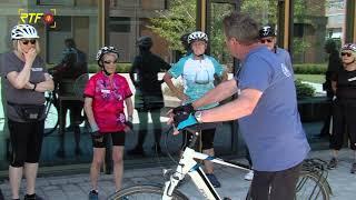 Sicheres Fahren mit E-Bike und Pedelec: Sicherheitstrainings beim Landratsamt
