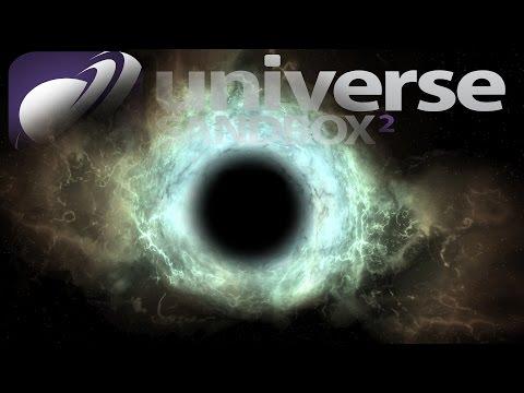 Universe Sandbox 2 Gameplay – Black Hole vs Supernova! – Universe Sandbox 2 Highlights