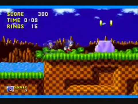 Top 25 Sonic Stage Music (Genesis): Part 2