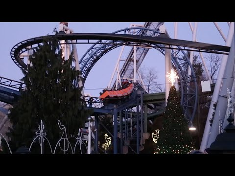 Hersheypark Christmas Candy Lane Adventures!