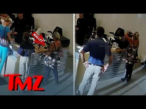 Operation Repo' Star Arrested For Jacking Wallet And It's All on Camera!!  TMZ