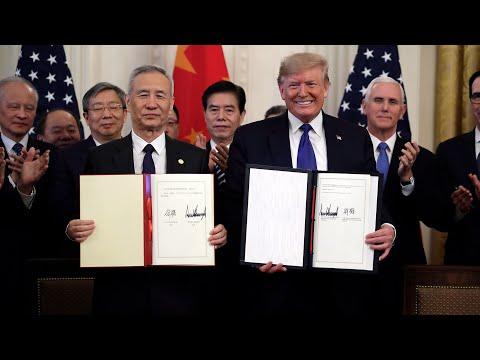 U.S., China trade