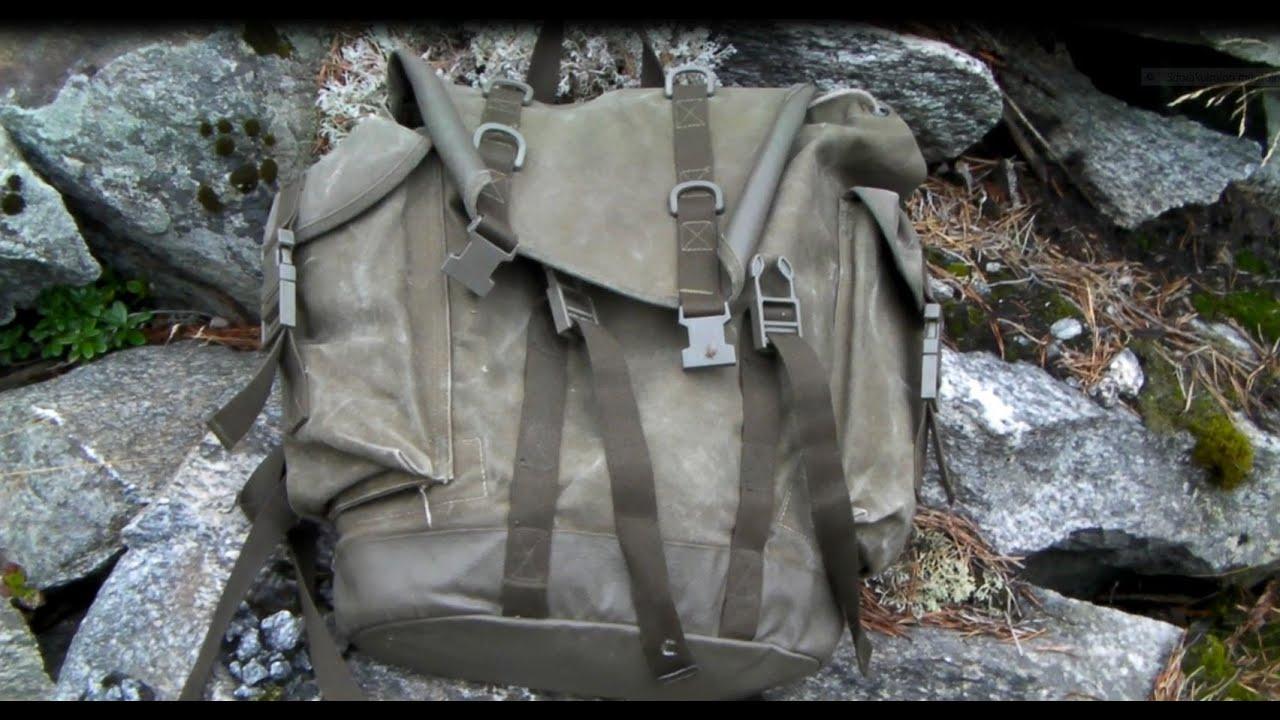 6056fb40afaa Review: German Army Backpack / BW Gebirgs-Jägerrucksack