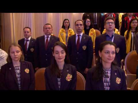 Closing Ceremony of World Team Chess Championships 2017