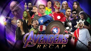 Avengers Recap In 8 Minutes
