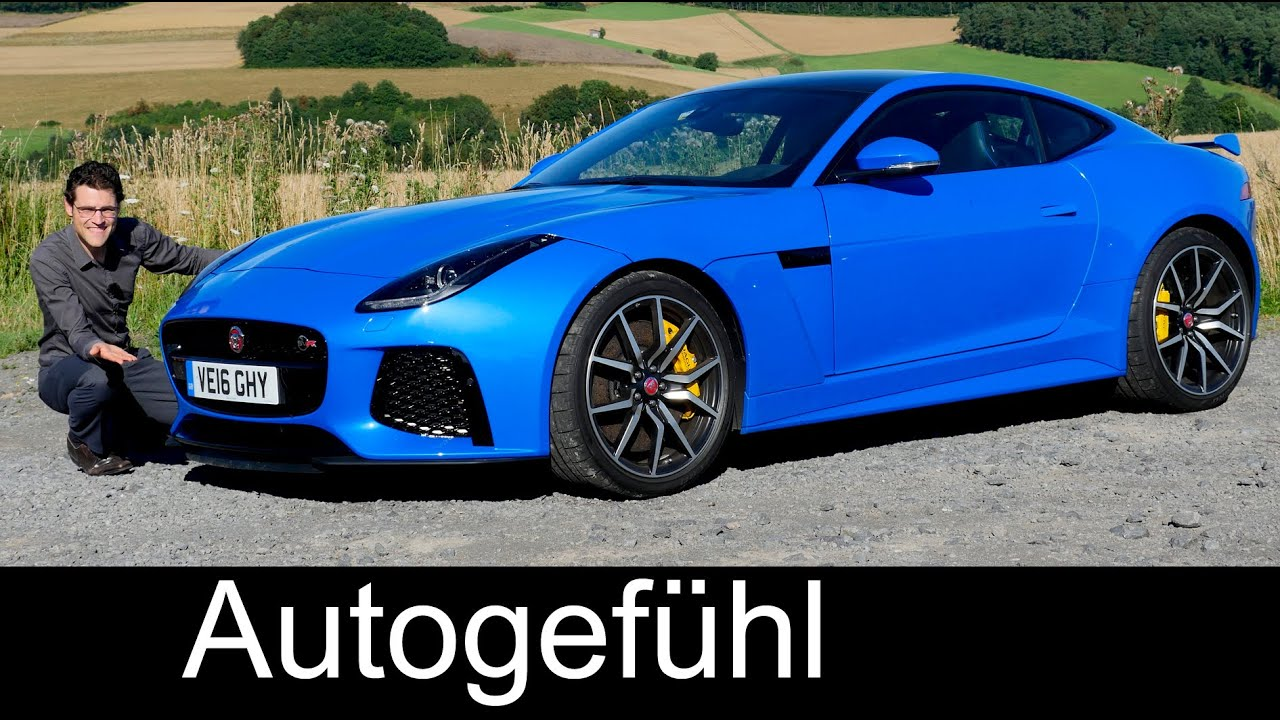 Jaguar Sports Cars F Type Svr Full Review Heritage Racing Feature