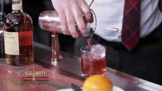 How to Make a Bouleטardier :: Boulevardier No. 3 with Monkey Shoulder