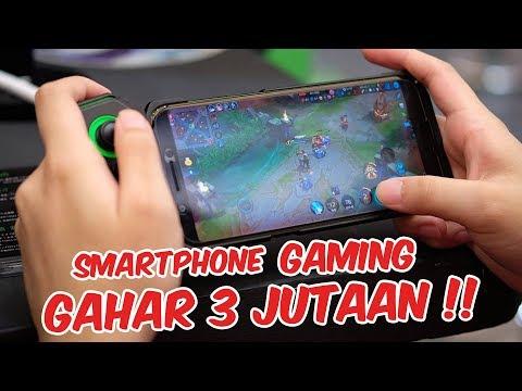 4 Smartphone Gaming 3 Jutaan Terbaik dan Paling BUAS!