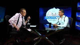 Bassem Youssef: Trump fervor a lot like pro-Islamic rallies in Mideast