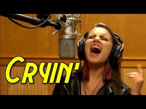 Sing Steven Tyler - Cryin' - Xiomara Crystal - Ken Tamplin Vocal Academy mp3