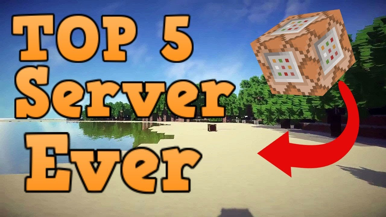 Top 5 Realms To Have Fun On Minecraft Bedrock Edition - Education Video