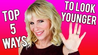 52 year old woman s top 5 ways to look younger