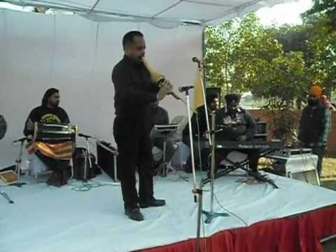 folk instrument of Punjab Parmjit Padda -Been Performance January 2013