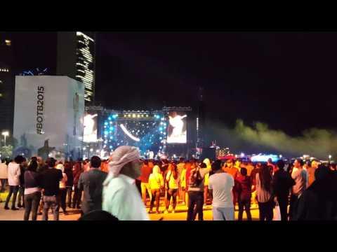 Bamboo live in Abu dhabi 27/11/15