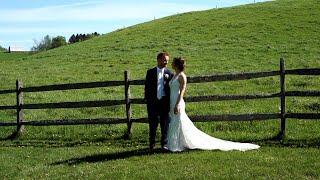 Brenna & Sean | Armstrong Farms Fieldstone Barn, Saxonburg, PA