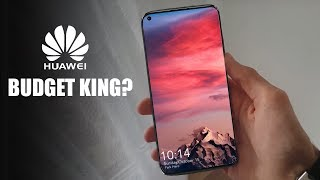 Huawei P40 - Its Younger Brother Shows Up