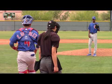 Benjamin Rodriguez, RHP, Cubs