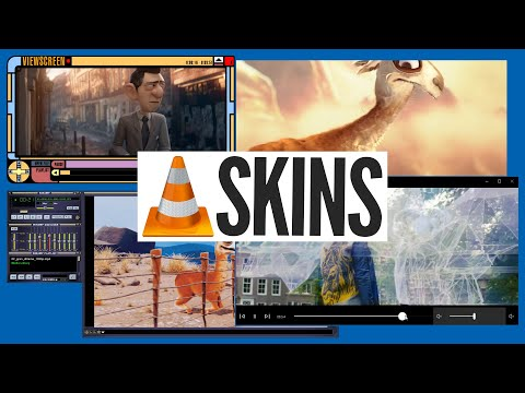How To Install VLC Skins