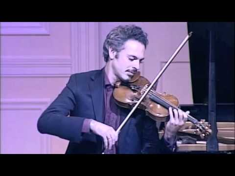 Colin Jacobsen Plays Biber's Passacaglia for Unaccompanied Violin