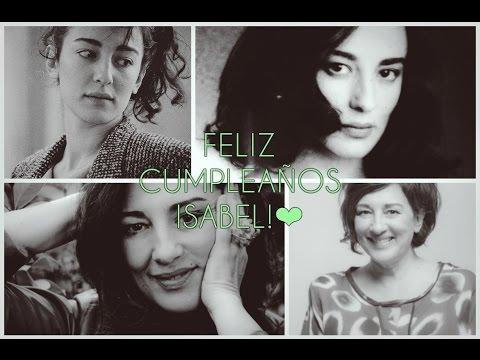Homenaje a Isabel Ordaz ❤️