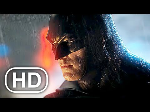 BATMAN Full Movie Cinematic 4K ULTRA HD DC Universe Injustice, Arkham Series All Cinematics Trailers