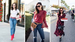 Wonderful fashion Style & Looks - Spring & Summer fashion style  -  Gorgeous Fashion Model