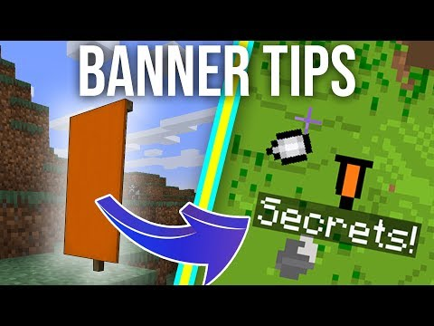 5 Minecraft Banner Tips You Didn't Know!