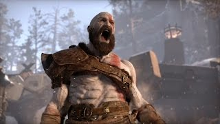 ign reacts to ps4 s god of war extended gameplay ign access