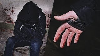 Exploring Haunted House GOES WRONG! CRACKHEAD & DRUGS FOUND!